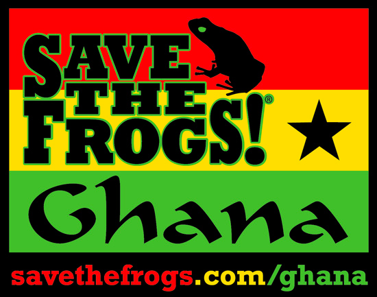Save the Frogs - Ghana