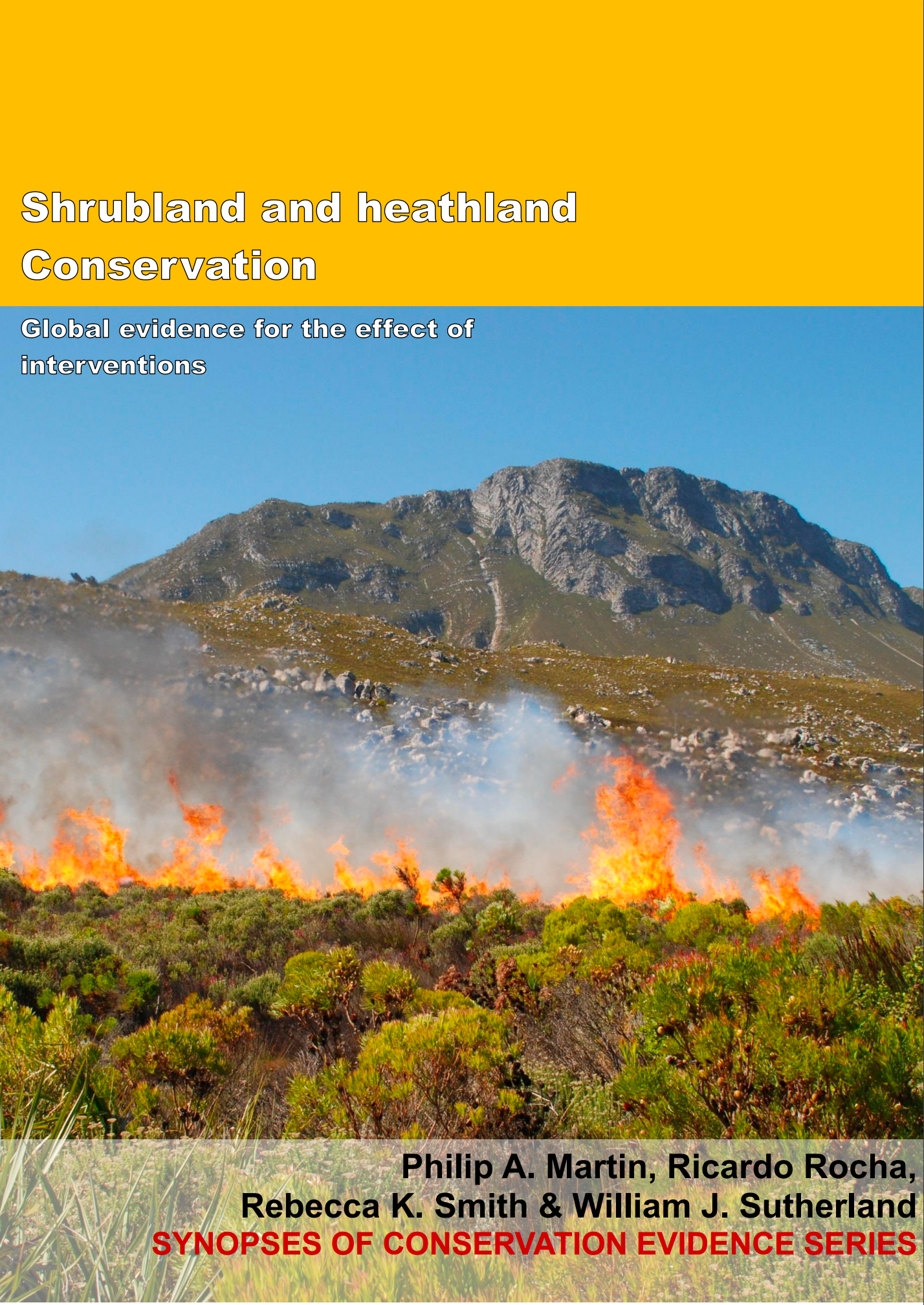 Shrubland and Heathland Conservation